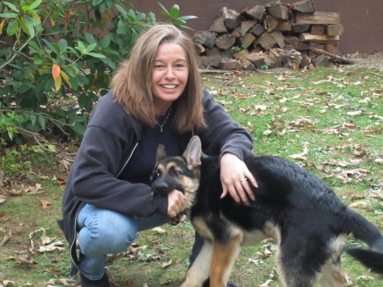 5 Month Old German Shepherd Biting